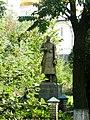 Братська могила радянських воїнів і пам'ятник односельчанам, село Микільське, Волноваський р-н, Донецька обл.jpg