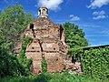 Вежа, оборонні мури монастиря бригіток.jpg