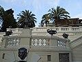 Вилла «Надежда» (дача Худекова), лестница, Курортный проспект, 74, Хостинский район, Сочи.jpg
