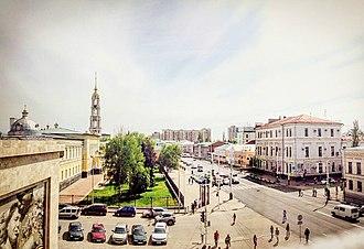 Tambov Oblast - Image: Город Тамбов