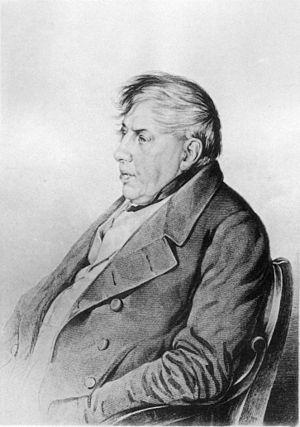 Georgy Gruzinsky - Prince Gruzinsky by Carl Peter Mazer, 1840s
