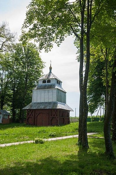 Файл:Дзвіниця церкви св.Юрія.jpg