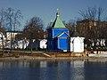 Дзержинский. Церковь Петра и Павла Николо-Угрешского монастыря - panoramio.jpg