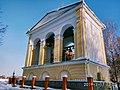 Звонница церкви Николая Чудотворца в пгт Диканька 1.jpg