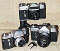 Зенит-3М, Зенит-Е и Зенит-В.JPG