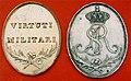 Знак ордена «Віртуті Мілітарі» 1792 рік.jpg