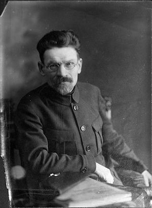 Mikhail Kalinin - Image: Калинин М. И. (1920)