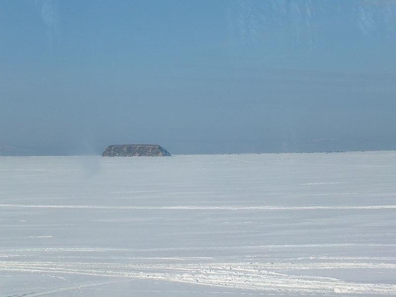 Приморье, остров Скребцова. Свободное изображение Викимедии, автор изображения Andshel.