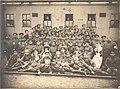 Команда полевого военно-санитарного поезда № 121, 1915 год.jpg
