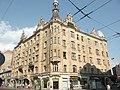 Латвия (Latvija), Рига (Rīga), Центральный район (Centra rajons), ул.Марияс (Marijas iela),напротив д.27, 17-24 07.07.2006 - panoramio.jpg