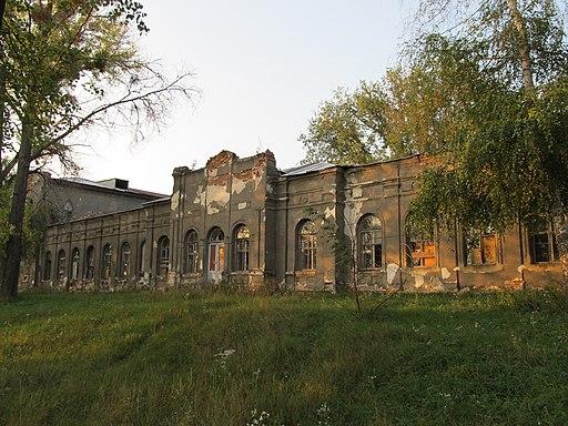 Палац, м.Люботин