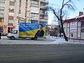 Поздравление олега ляшко на грузовике - panoramio.jpg