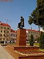 Помнік загінулым у другой сусветнай вайне ... Monument to the fallen in World War II - panoramio.jpg