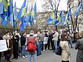"""Пікет ВО """"Свобода"""" шевченківського райсуду 9 квітня 2010.JPG"""