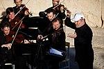 Работа зарубежных СМИ в городе Пальмире во время концерта «С молитвой о Пальмире» (17).jpg