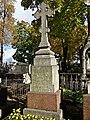 Санкт-Петербург, Лазаревское кладбище, могила Ф.П. Толстого.JPG