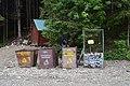 Сколівські бескиди Сегрегація сміття DSC 0360.jpg