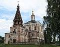 Спасо-Обыденная церковь с колокольней. 1697 г. Город Сольвычегодск.JPG