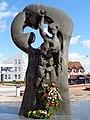 Споменик погинули борцима Отаџбинског рата, 1991.-1995., Опћина Српски Брод.JPG