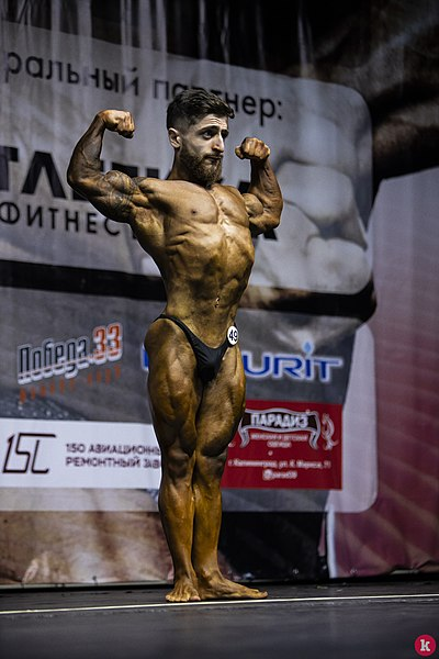 Сhampionship of the Kaliningrad area on bodybuilding 13.jpg