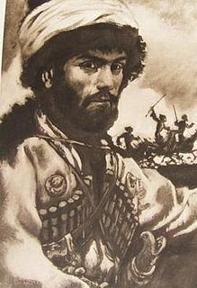 Avar leader