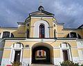 Церковь Спаса Нерукотворного Образа (надвратная),улица Баррикадная, 4-й Пески переулок (3).jpg