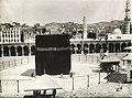 الكعبة في عام 1917.jpg