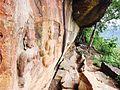 ภาพสลักนูนต่ำ ผามออีแดง อุทยานแห่งชาติเขาพระวิหาร อันดับที่83.jpg