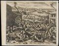 'Indians slaughtering the English near Jamestown' RMG F7398-001.tiff