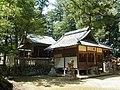 桜井市山田 東大谷日女命神社 2012.4.10 - panoramio.jpg