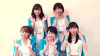 Juice=Juice Japanese girl group
