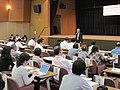 発言者全員が立野ダム以外の治水対策を求めた熊本市での公聴会2012年9月22日.JPG