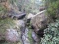 进入大神仙居风景区的栈道 - panoramio.jpg