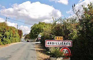 Ardillières Commune in Nouvelle-Aquitaine, France