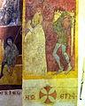 0094 Bischofs-St.-Stanislaus-Kirche, gebaut im 14 Jh. Ermordung von Stanislaus von Krakau, Tafelbild, 16. Jahrhundert.JPG