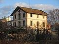 027 Casa al carrer de França, 34 (Sant Antoni de Vilamajor), façana sud-oest.jpg