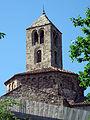 068 Santa Maria de Terrassa, des del parc de Vallparadís.JPG