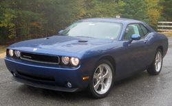 Dodge Challenger on Models Marketed By The Dodge Division Of Chrysler Since 1970