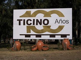 General San Martín Department, Córdoba - Image: 100 web