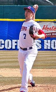 Mickey Storey American baseball player