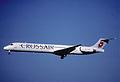 100ab - Crossair MD-83; HB-IUH@ZRH;22.07.2000 (6169215113).jpg