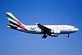 103cn - Emirates Airbus A310-308; A6-EKL@ZRH;11.08.2000 (5424579828).jpg