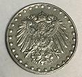 10 pfennig 1916 G obverse iron.jpg