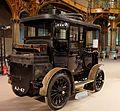 110 ans de l'automobile au Grand Palais - Gardner-Serpollet Coupé-Limousine par Kellner - 1905 - 003.jpg