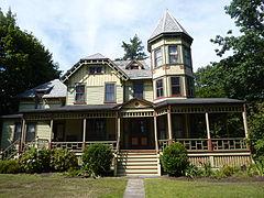 Charmant House At 112 Sea Cliff Avenue