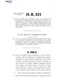116th United States Congress H. R. 0000331 (1st session) - Protecting Consumer Information Act of 2019.pdf