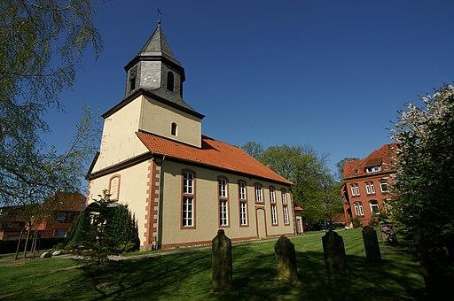 1182 Garbsen Osterwald O.E. Kirche 20050420
