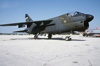 140th Wing - Colorado ANG A-7D, 1986