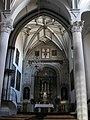 133 Real Monasterio de Santa Clara, interior de l'església.jpg