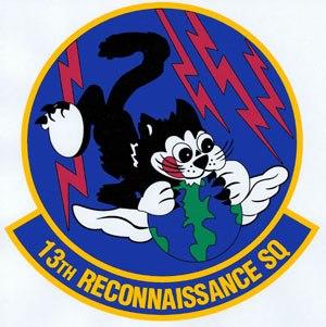 13th Reconnaissance Squadron - Image: 13th Reconnaissance Squadron